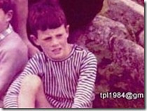 When I was young. Gerard.